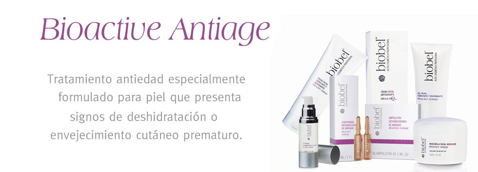 Bioactive Antiage